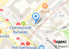 Компания «Кэпитал Стадиз» на карте