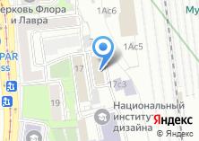 Компания «Позитив Принт» на карте