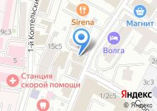 Компания «Теллур» на карте