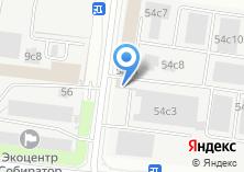 Компания «Интарком» на карте