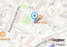 Компания «PRIOR CLINIC» на карте