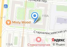 Компания «Клиника Профессора Захаровой» на карте