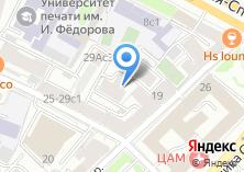 Компания «Творческая мастерская Глеба Винокурова» на карте