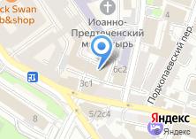 Компания «Энерготрансбанк» на карте