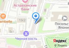 Компания «Пальчики» на карте