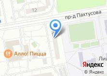 Компания «Совет Ветеранов Войны и Труда района Южное Медведково» на карте