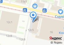 Компания «Алюком» на карте