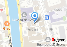 Компания «Студия ТРИТЭ Никиты Михалкова» на карте