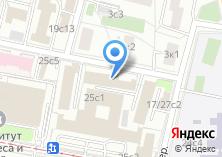 Компания «Московская городская организация Профсоюза работников народного образования и науки РФ» на карте