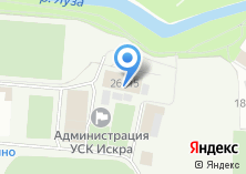 Компания «Спарк Моторс» на карте
