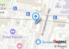 Компания «Стиль-Декор» на карте