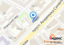 Компания «Москоллектор» на карте