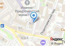 Компания «FMF» на карте