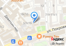 Компания «Агентство.net» на карте