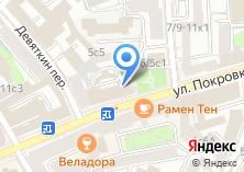 Компания «Адвокат Скляренко А.А.» на карте