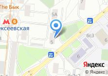Компания «ЛЮКСДЕНТ» на карте
