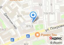 Компания «Народная галерея» на карте