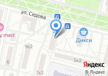 Компания «ОДС Инженерная служба района Свиблово» на карте
