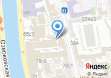 Компания «Визир» на карте