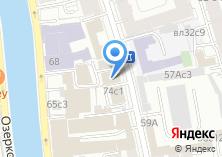Компания «Завод железобетонных изделий Максимово» на карте