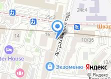 Компания «ПЫШКА» на карте