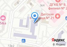 Компания «КОРСа» на карте