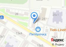 Компания «Интернет-магазин товаров для бадминтона» на карте