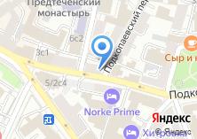Компания «Марки» на карте