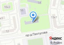 Компания «Физико-математический лицей №1568 с дошкольным отделением» на карте