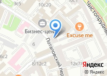 Компания «Юрконсул» на карте