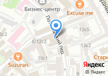 Компания «Ювента» на карте
