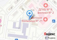 Компания «ОС3» на карте