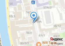 Компания «ФИСП СПБ» на карте