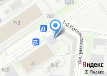 Компания «Техническая Квалификация» на карте