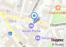 Компания «Московская Высшая Языковая Школа» на карте