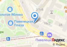 Компания «Ликом» на карте
