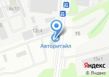 Компания «АКБ Центрокредит» на карте