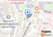 Компания «MoyDom» на карте