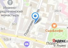 Компания «Правомер» на карте