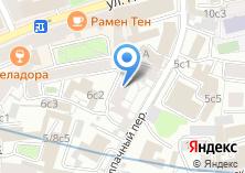 Компания «Сибнефтегазстрой» на карте