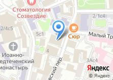 Компания «Биржевой Университет» на карте