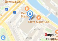 Компания «Автосделка» на карте