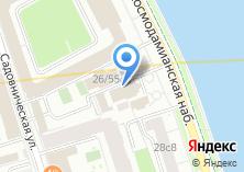 Компания «Молодежный союз юристов России» на карте
