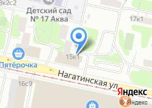 Компания «MAXIMA-EXPRESS» на карте