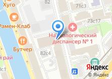 Компания «Телеконсалт-Сервис» на карте