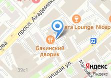 Компания «Экспресс-Полиграфия» на карте