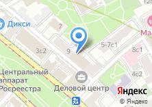 Компания «Земля» на карте