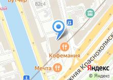 Компания «ForexChief - Предоставление форекс-услуг» на карте