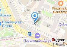 Компания «Полигон-М» на карте