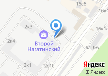 Компания «ВЕГА» на карте